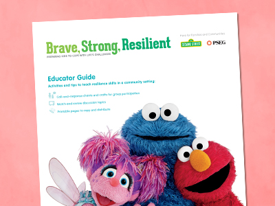 Brave, Strong, Resilient Educator Guide