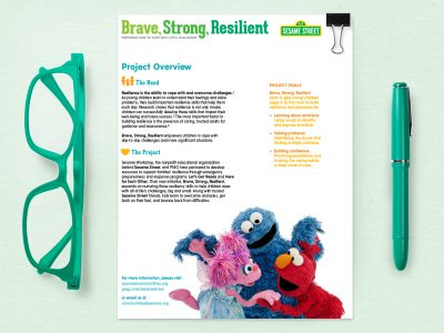 Brave, Strong, Resilient
