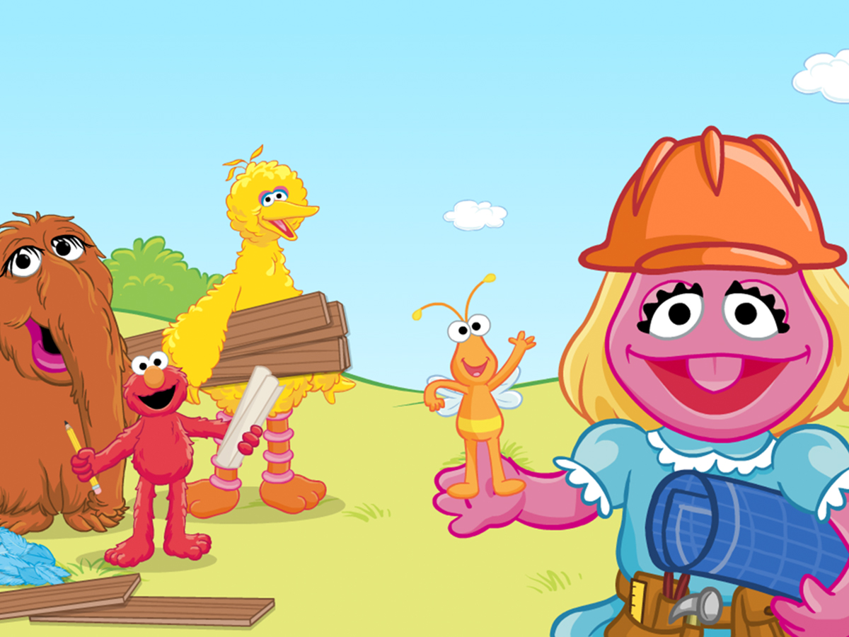 sesame street games - HD 1200×900