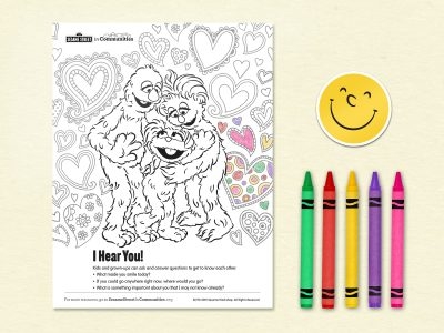 Care Bears #5 (Cartoons) – Printable coloring pages | 300x400