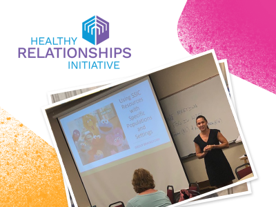 Guilford NC Spotlight Healthy Relationships